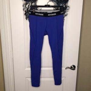 Cobalt Blue Ivy Park Leggings